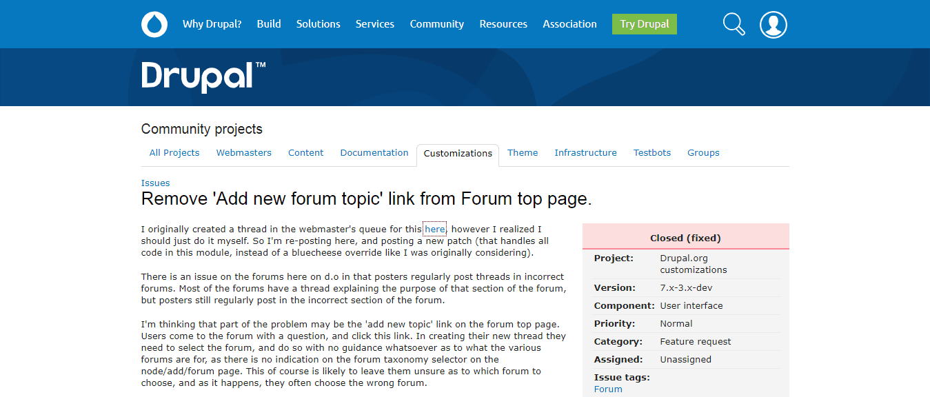 Link Example